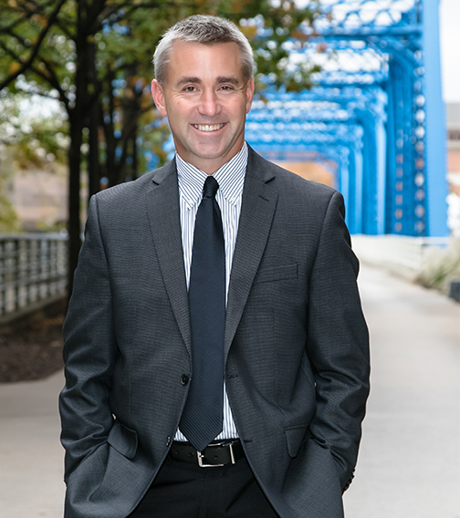 Douglas Voisard, Founder and senior wealth management advisor.