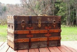 treasure chest full of unclaimed funds